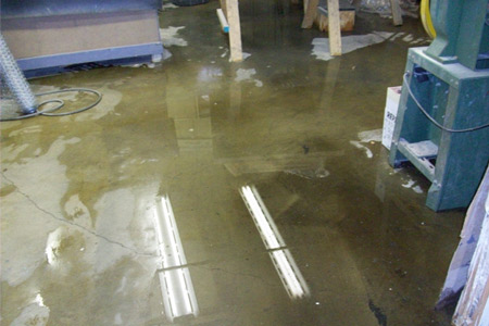 Water Damage Restoration & Cleanup in South Bend, IN